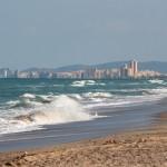 Playa El Saler, Valencia