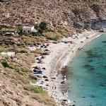 Playa de San Pedro en Almería