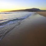 Playa de Valdevaqueros, la playa del Oro Olímpico
