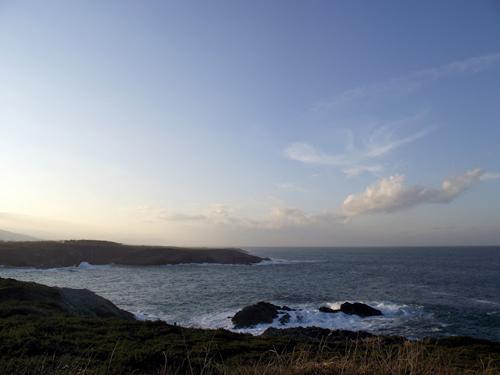 Illa, vista desde el faro