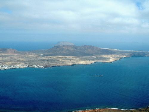 canarias vista islas