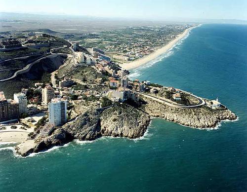 cullera Playa-de-El-Faro-Cullera