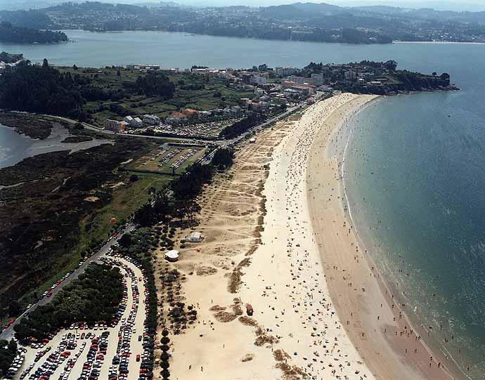 Playa Grande de Miño